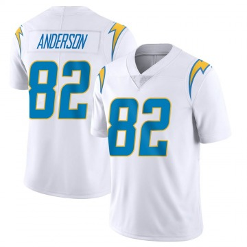 Men's Stephen Anderson Los Angeles Chargers Nike Limited Vapor Untouchable Jersey - White
