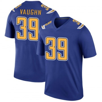 Youth Donte Vaughn Los Angeles Chargers Nike Legend Color Rush Jersey - Royal